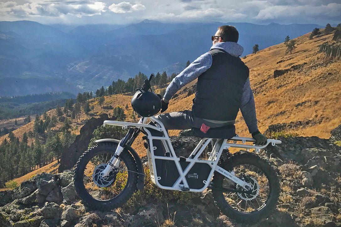 Ubco 2x2 Dual Sport Electric Bike Hiconsumption Best Electric