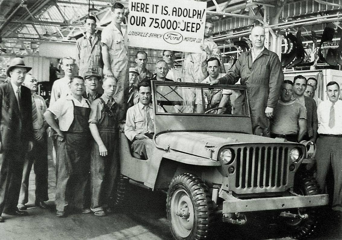 Resultado de imagen para jeep willys 1941 ww2