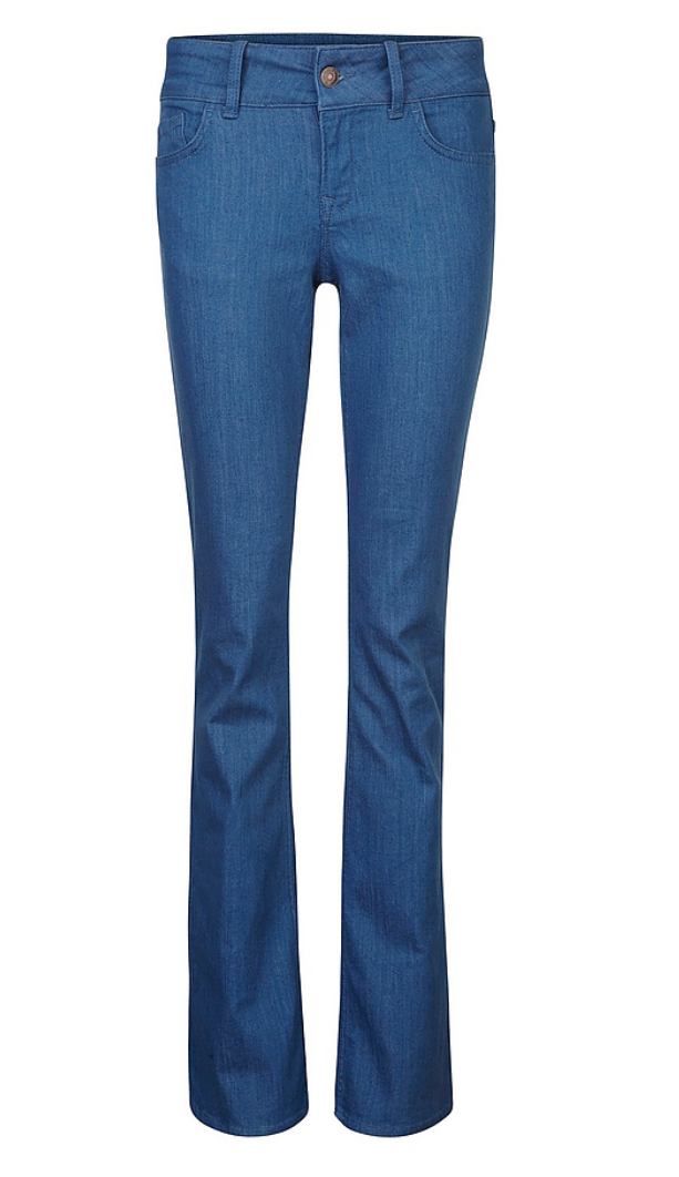 #flare #jeans #denim #highrise #ladiesfashion #trend #damesmode #70s #wehkamp