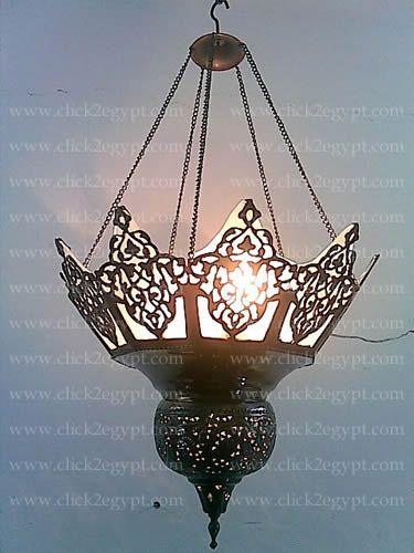 moroccan chandlier