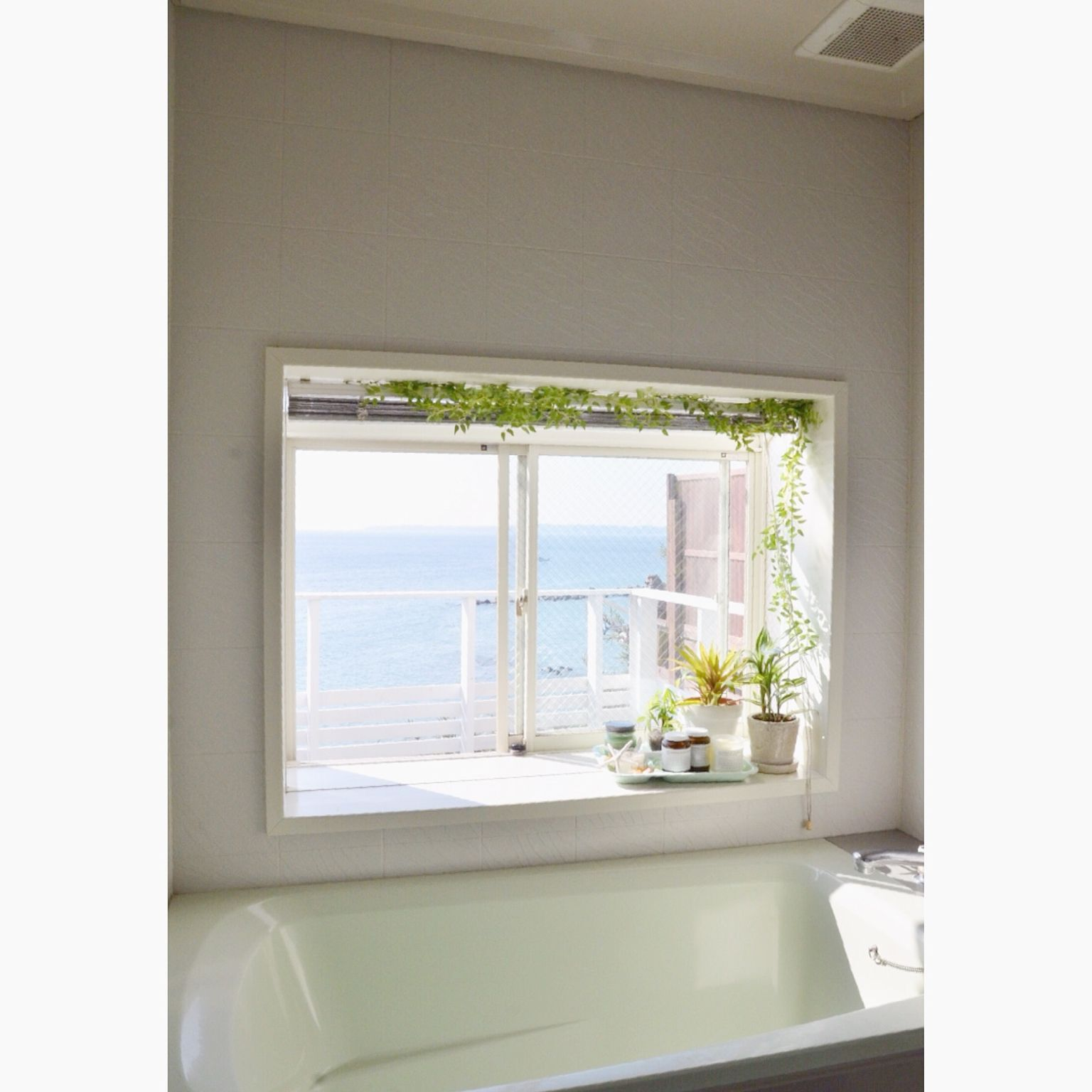 西海岸インテリア/浴槽/お風呂/...