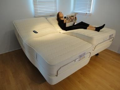Picture Of Dual King Electropedic Beds Adjustable Bed Base Bed
