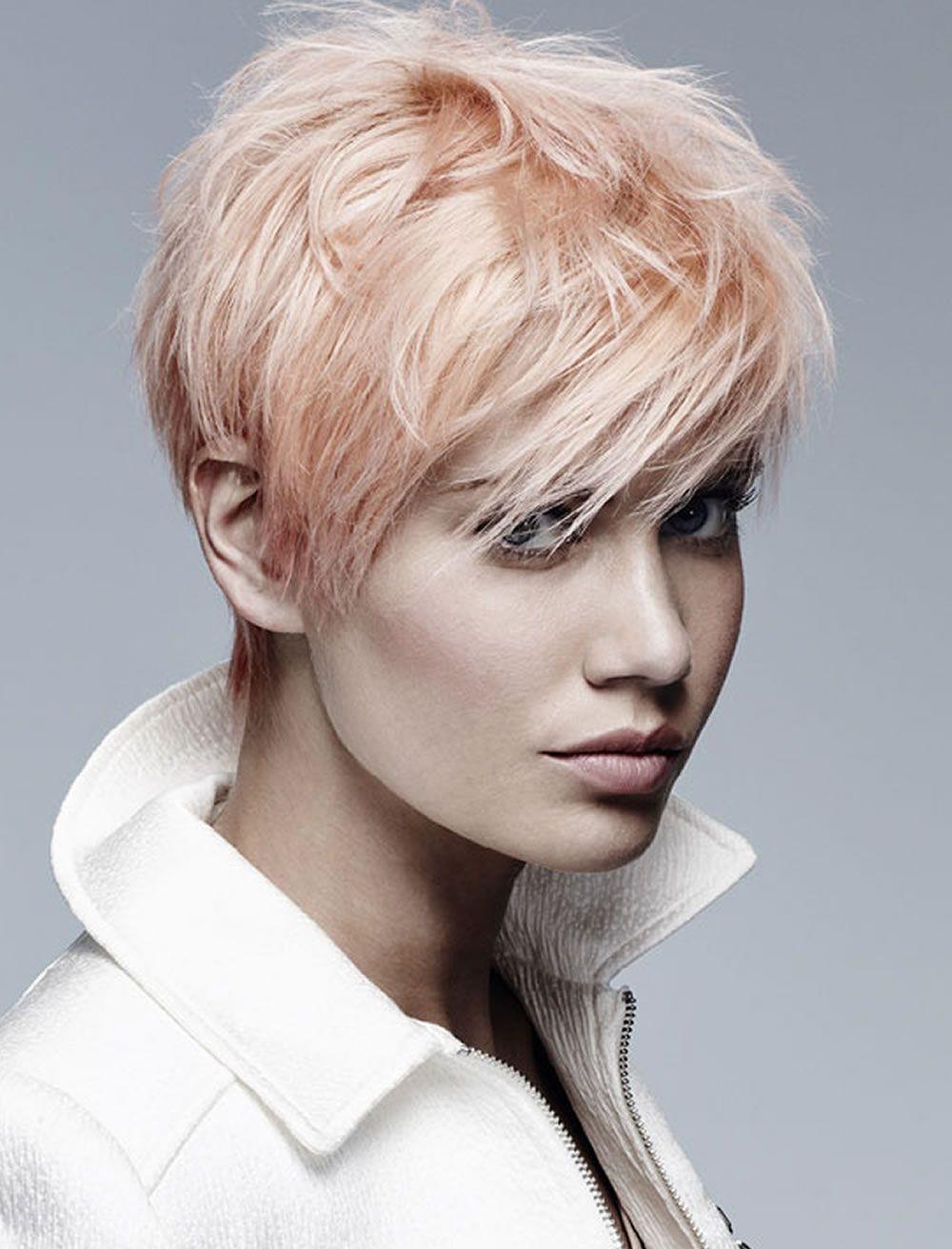 2018 Kurzhaar Trends Fur Frauen Und Haarfarben 19 Frisuren Hair