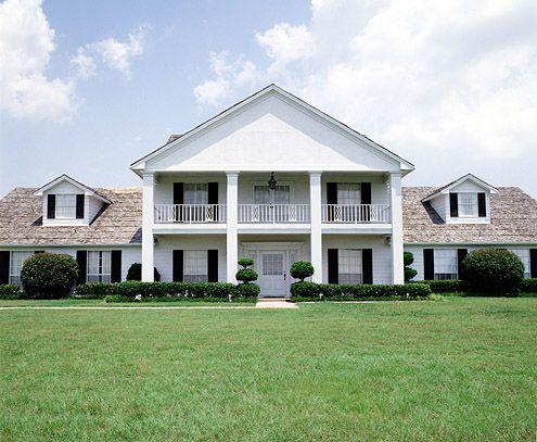Our Favorite Tv Homes The Impala Supernatural Tv Guide Dallas Tv Show Famous Houses Dallas Tv