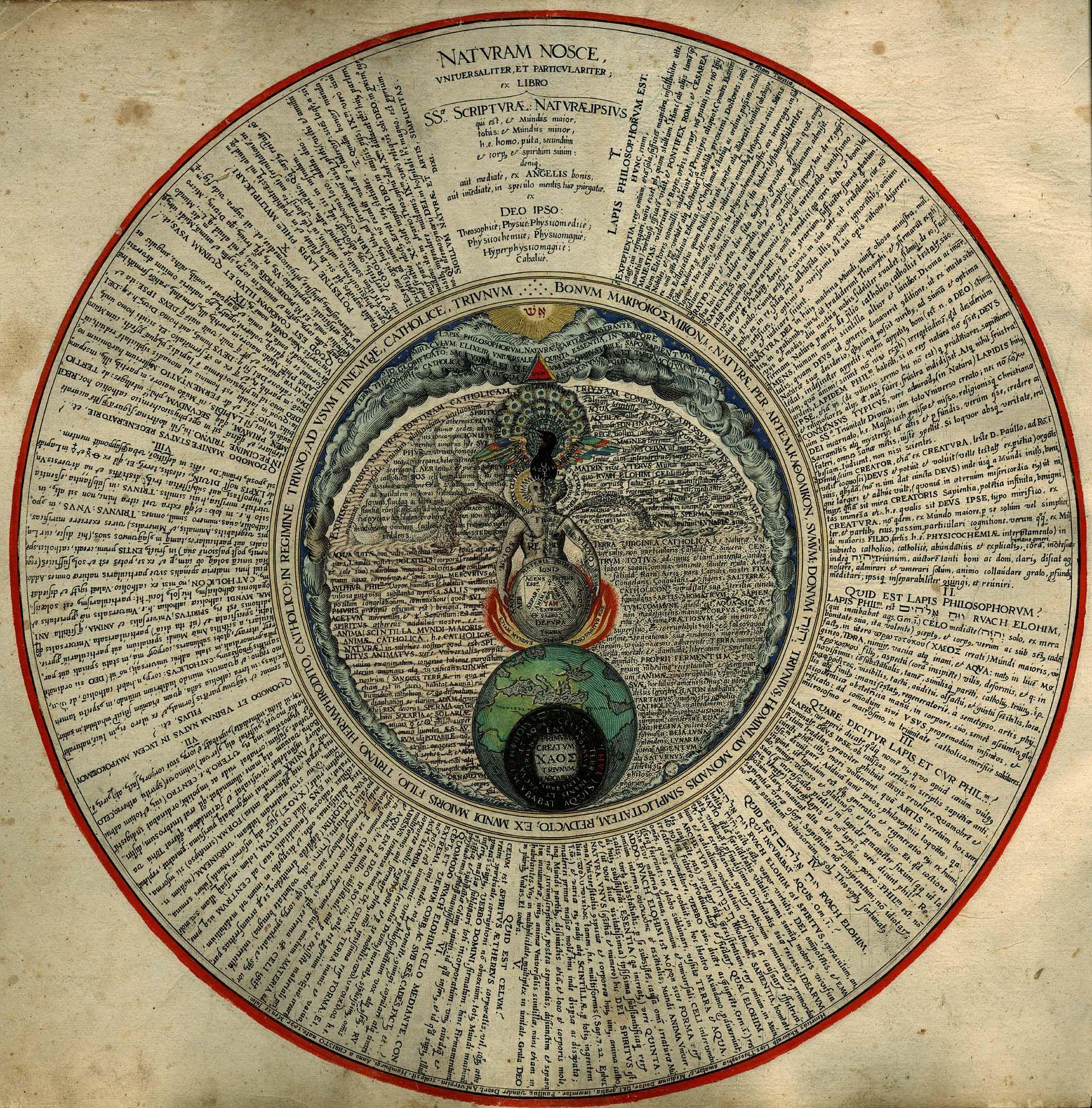 Corpus Mundi Heinrich Khunrath The Hermaphrodite Ahavah Inkstarcyclonetattoomachinediagramjpg