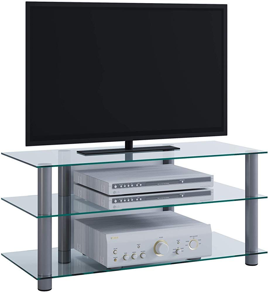 Vcm Tv Rack Lowboard Konsole Lcd Led Fernsehtisch Mobel Bank