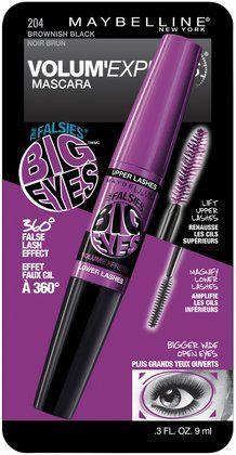 66ab0997fe7 Maybelline Volum' Express Falsies Big Eyes Washable Mascara great mascara