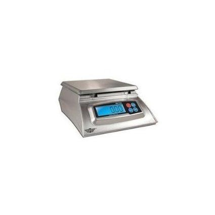 My Weigh 7000 Gram Stainless Steel Kitchen Food Scale Silver