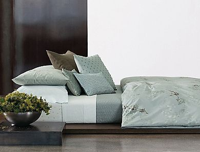 Image For Tinted Wake Bedding Collection From Calvin Klein