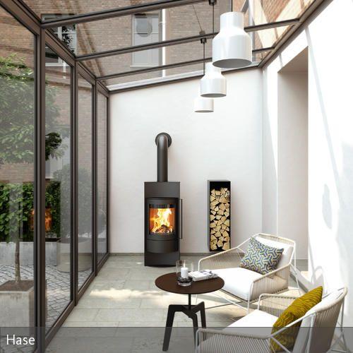 Kaminofen Luno Kamin Feuerstelle Zimmergestaltung