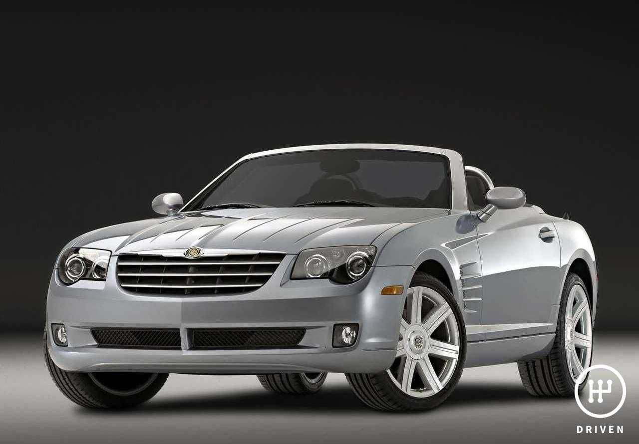 Chrysler 2005 Crossfire Roadster Technical Features