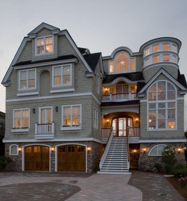 Beach House Exterior: House Styles, House Design, Exterior