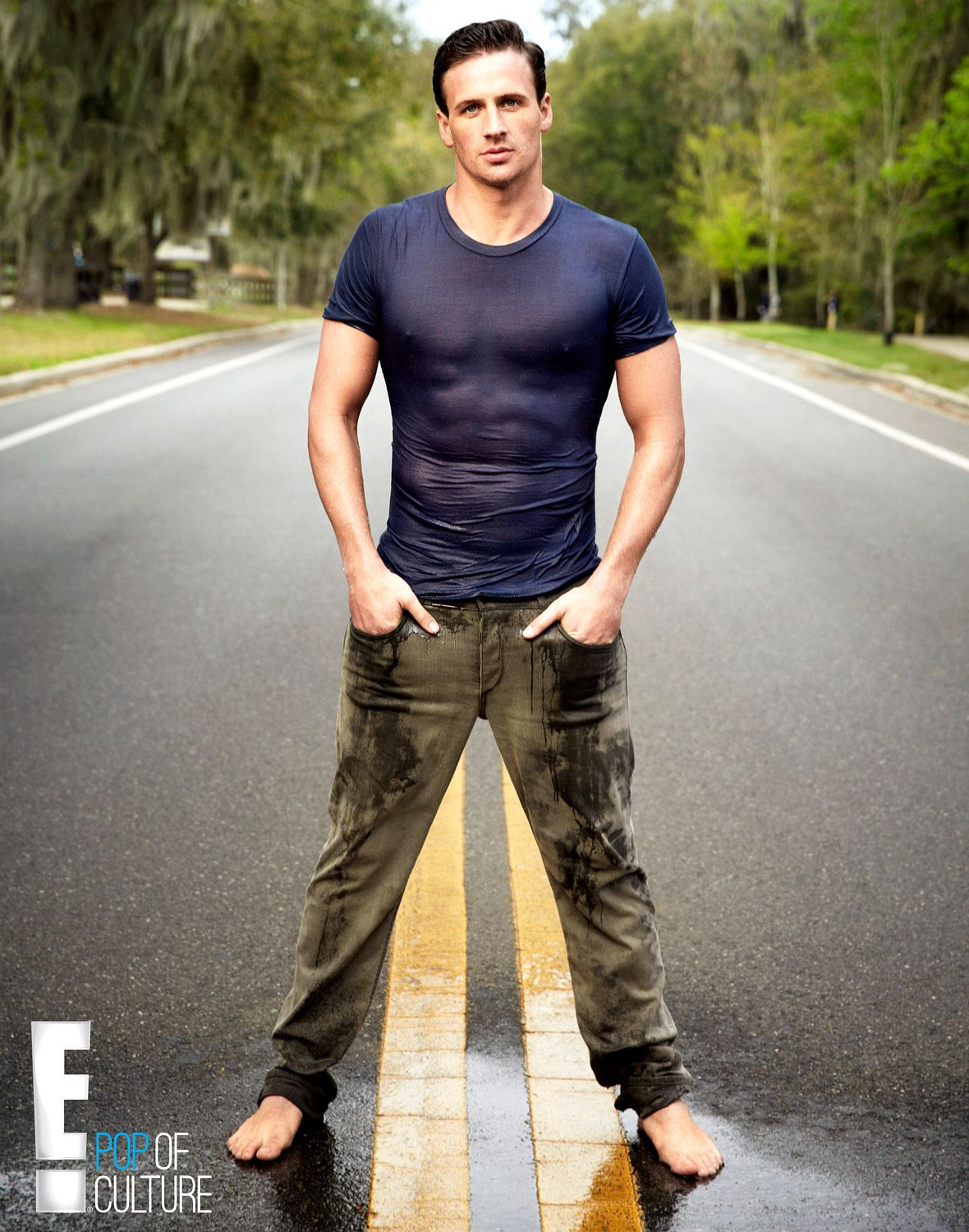 Celebrity News Latest Celeb News Celebrity Gossip Us Weekly Wet T Shirt Ryan Lochte Model