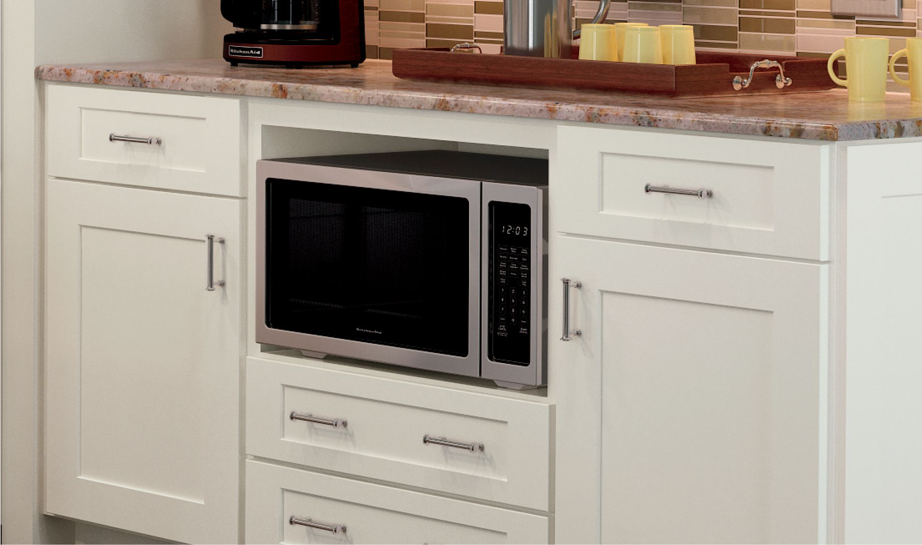 Base Microwave Cabinet Allen Roth Microwave Cabinet Microwave Shelf Base Cabinets