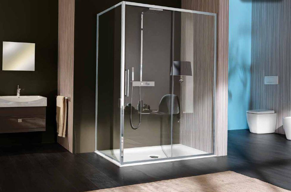 """Share the post """"Cabine doccia e saune"""