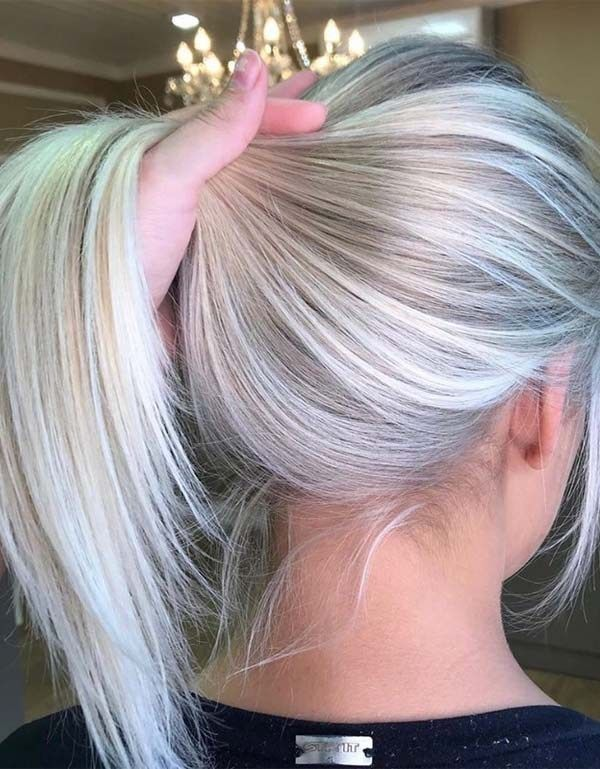 Awesome Blonde Hair Colors Highlights You Need To Try With Images Ice Blonde Hair Hair Color Blonde Highlights Blonde Hair Color