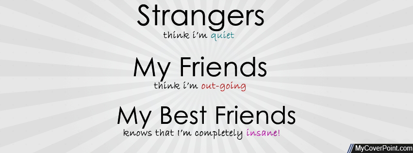 Best Friends Knows Me Friends Quotes Facebook Cover Quotes Best Friend Quotes