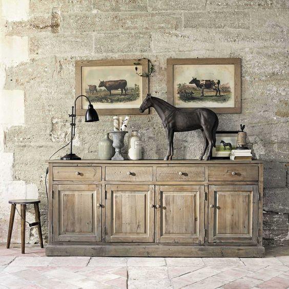 Los mejores aparadores de madera - Blog de Woodies Credenza, Woods
