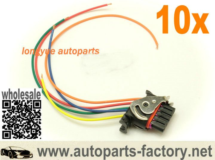 1fabac743815896ad3b6e0dc6d9f77a9 longyue,oe plugs 5 pin oval plug harness for bosch type Automotive Wire Connectors at mifinder.co