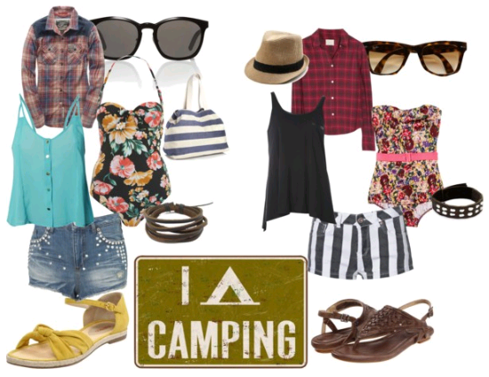 Camping Style Clothes