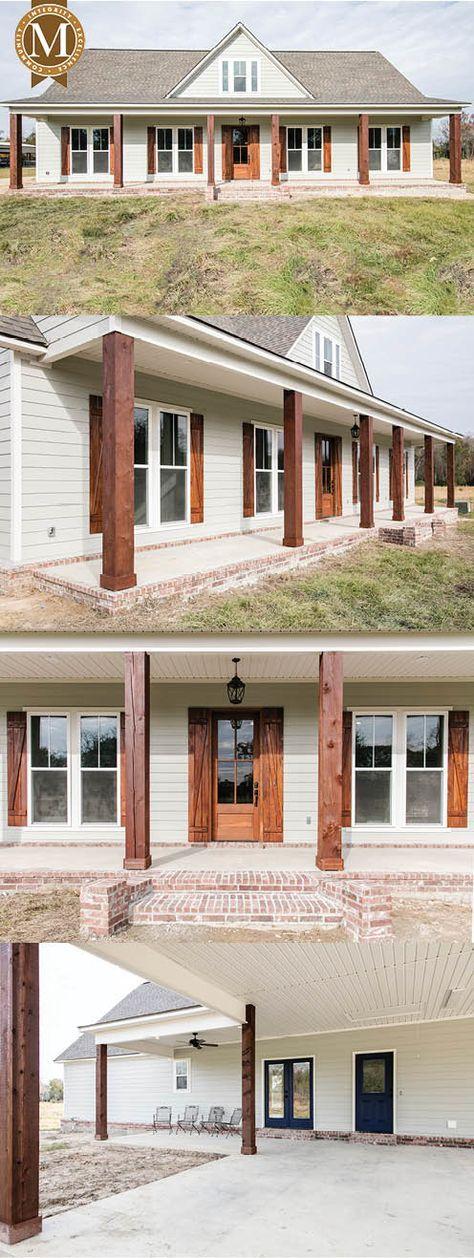 Camellia Farmhouse - Living Sq Ft 1,920 Bedrooms 4 Baths 2 Louisiana Lafayette Lake Charles Bato