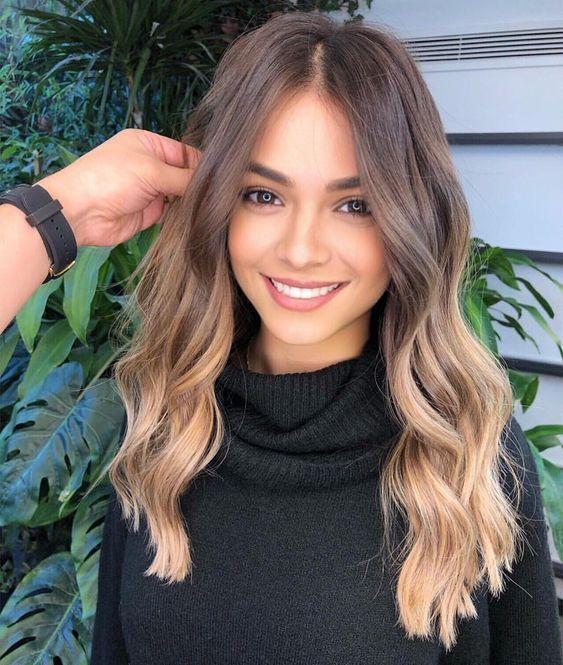 Tintes nude: la tendencia para que tu cabello luzca muy natural