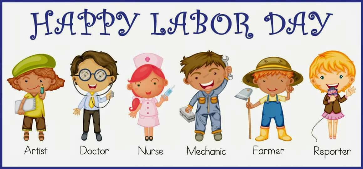 30+ Free Clipart Labour Day