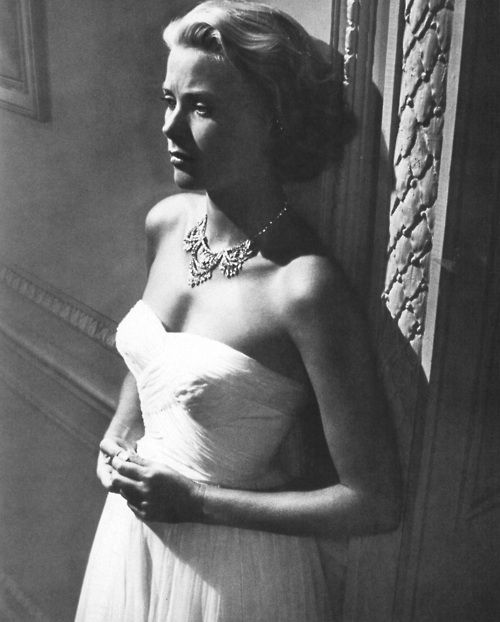 Grace Kelly in To Catch a Thief, 1955
