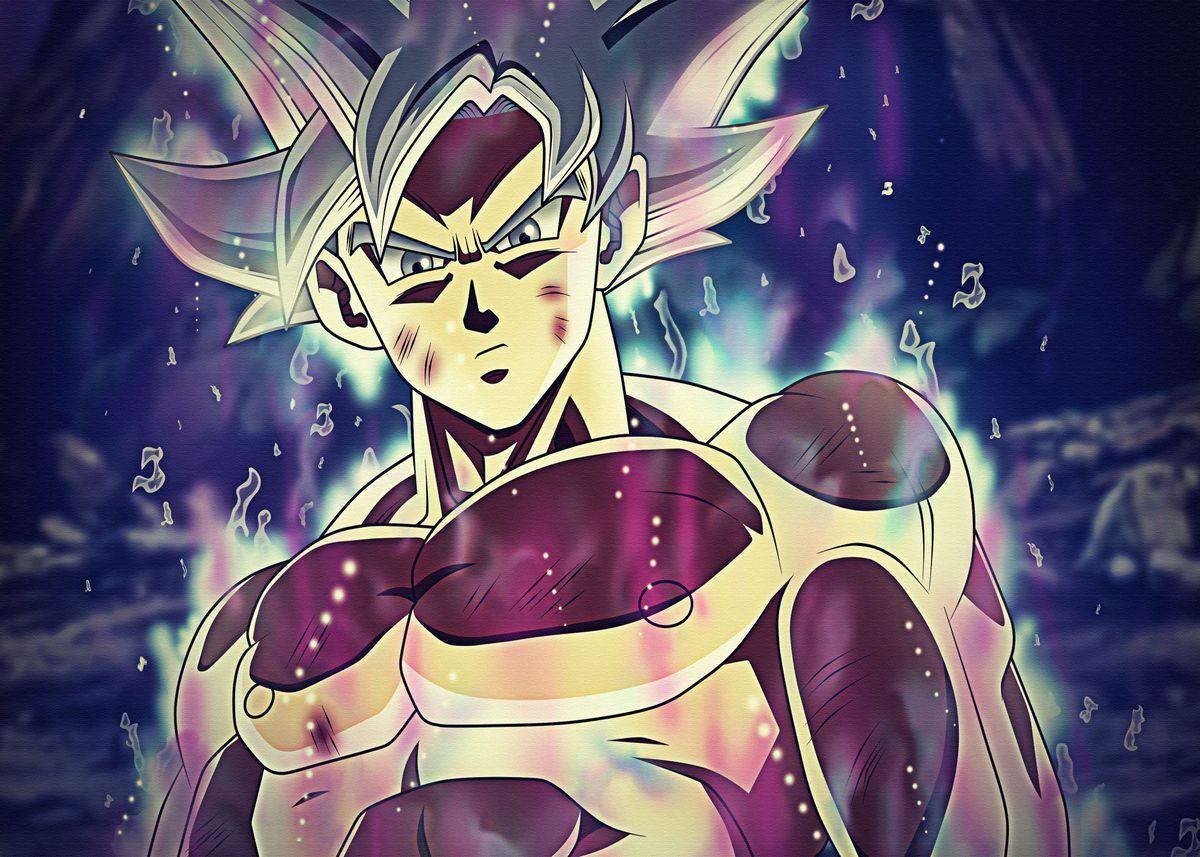 Dragon Ball Z Super Goku Poster By Albincrona Displate In 2021 Dragon Ball Super Wallpapers Dragon Ball Super Dragon Ball Wallpapers
