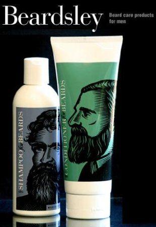 Amazon.com: Ultra Beard Conditioner and Wild Berry Shampoo by Beardsley: Beauty