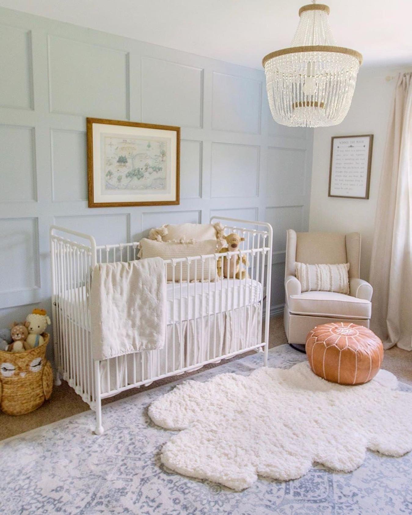 Elegant Baby Boy Nursery: Pin On Project Nursery Instagram