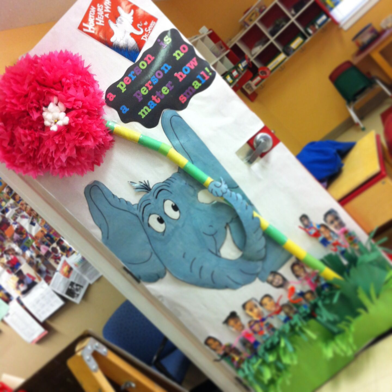 horton hears a who door ! | Dr. Seuss | Pinterest | Doors ...