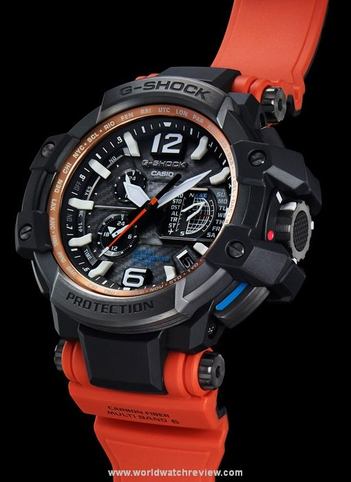 e95c887377cb Casio G-Shock GravityMaster GPW 1000 in 2019 | G-Shock | Casio g ...