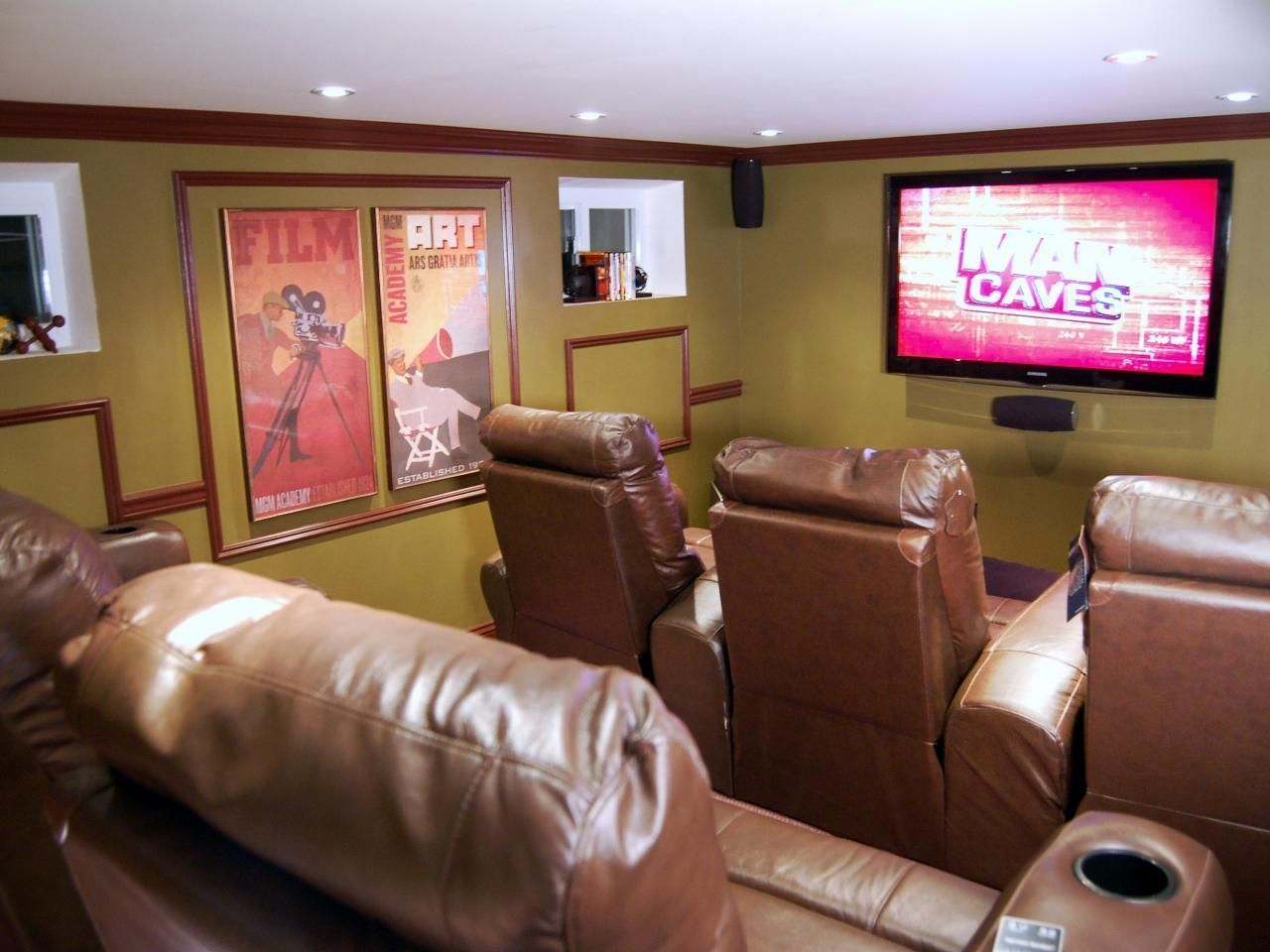 Turn Your Basement Into The Perfect Man Cave Man Cave Basement