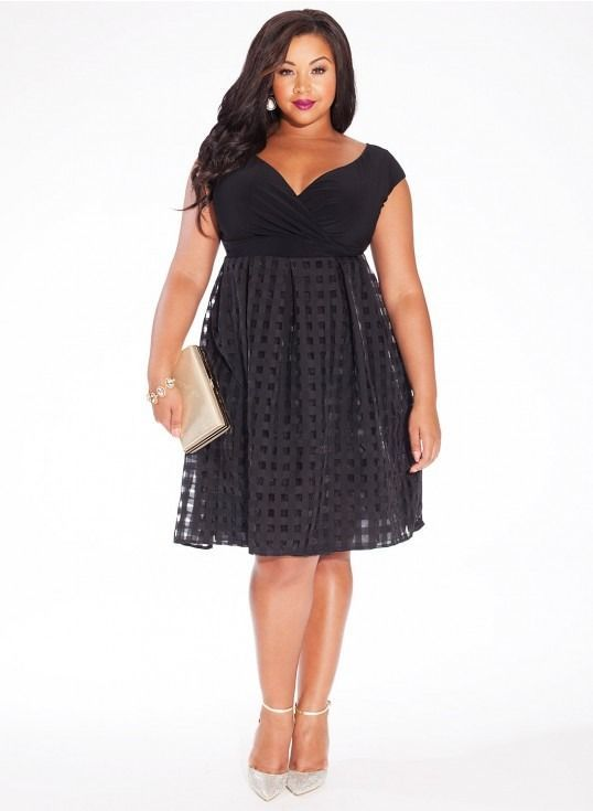 Fall Wedding Guest Dresses For Plus Size Babes