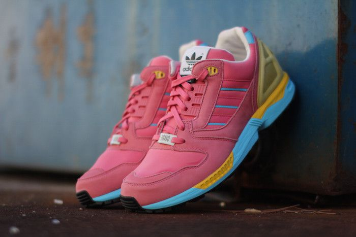 166bb16b7 Adidas ZX 8000 - Berlin Wall Pack - Checkpoint Bravo