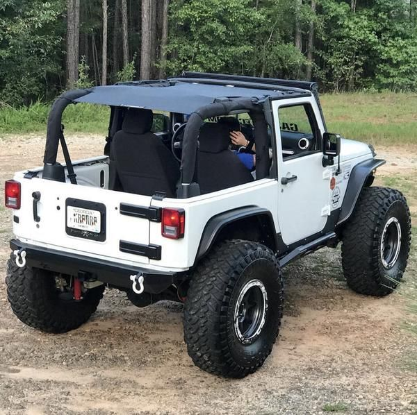 Protect Your Passengers And Your Jeep Interior From Harmful Uv Sun