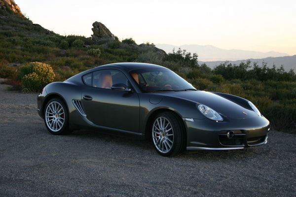 Pic Request Atlas Grey Terracotta Interior Cayman S Porsche Cayman S Cayman 987