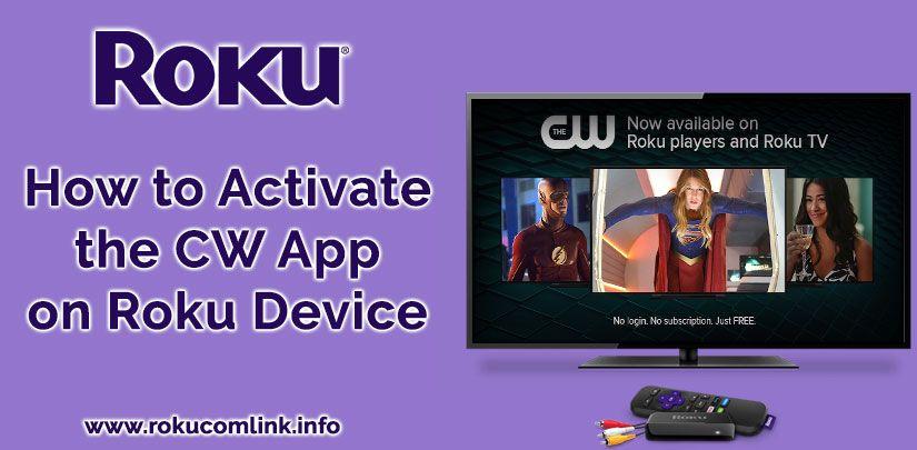 Cw App Roku App The Cw
