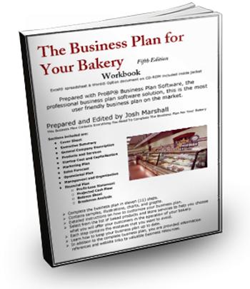 The Business Plan For Your Bakery More
