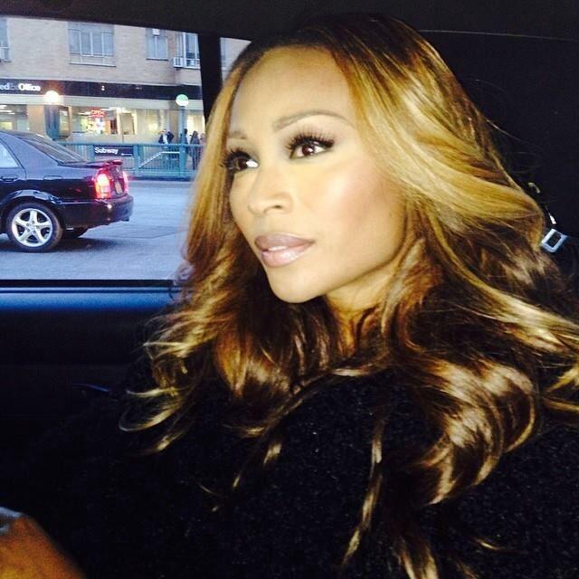 Cynthia Bailey...hair color