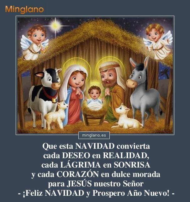 Frases cristianas de navidad para amigos frases para - Felicitaciones de navidad cristianas ...