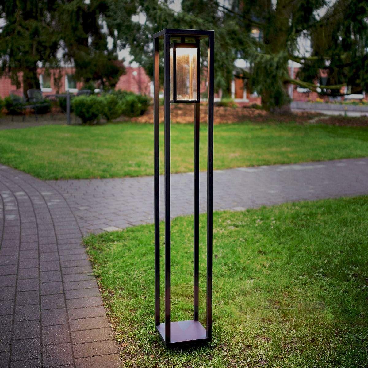 lampy ogrodowe z gniazdem | lampy ogrodowe solarne | lampy