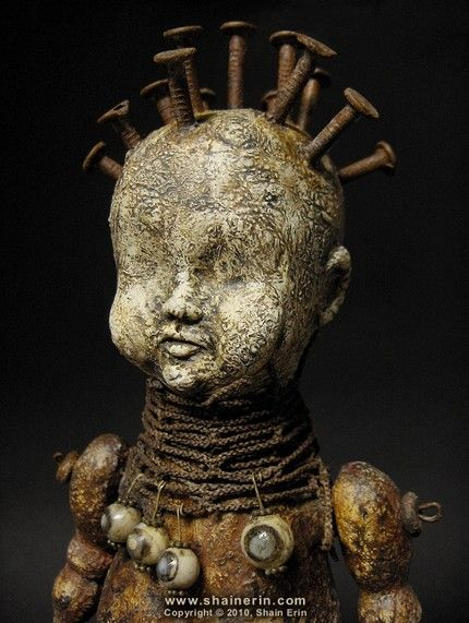NAILED Pinterest Creepy, Dolls and Halloween ideas