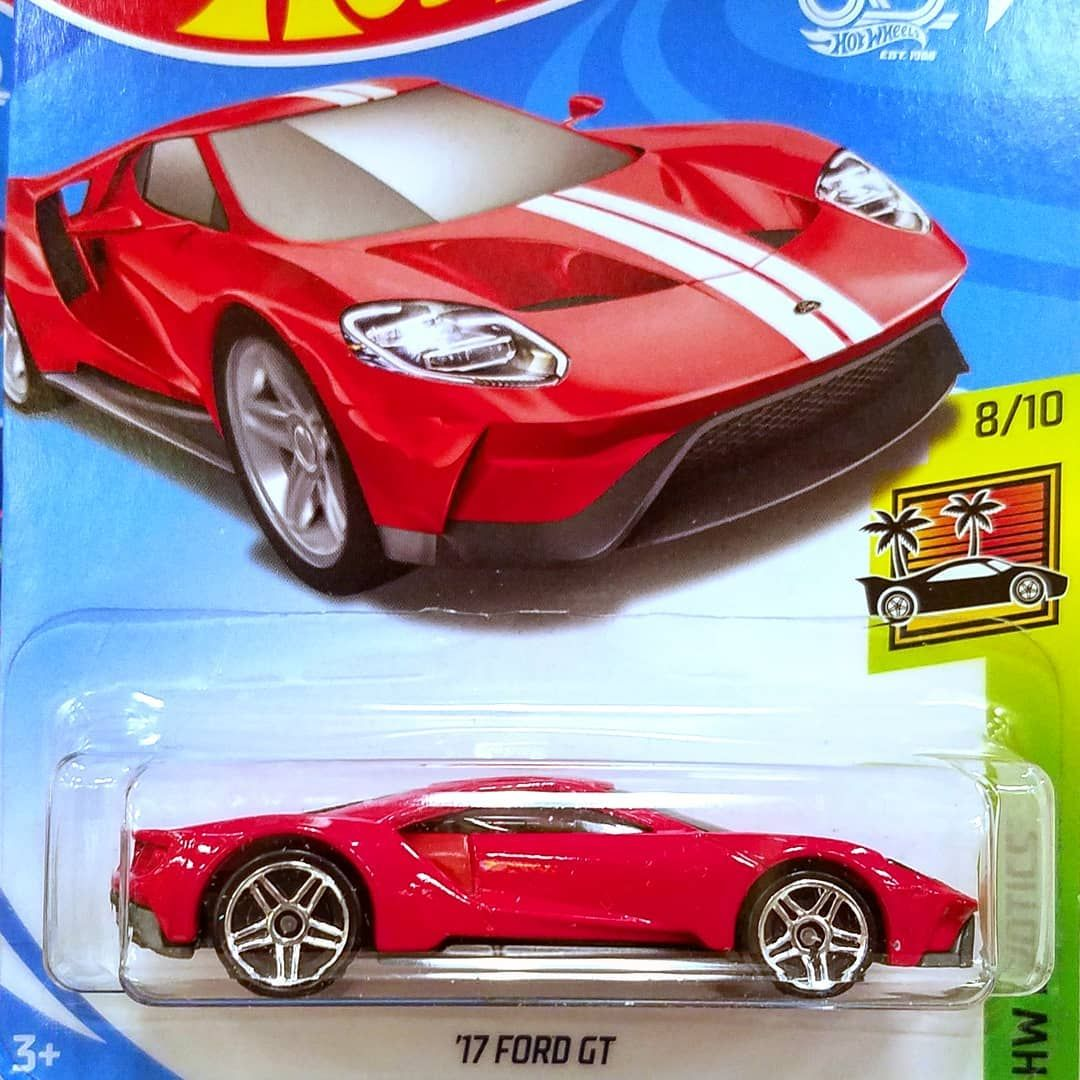2017 Ford Gt In Red Hotwheels Toycollector29 Hotwheelspics