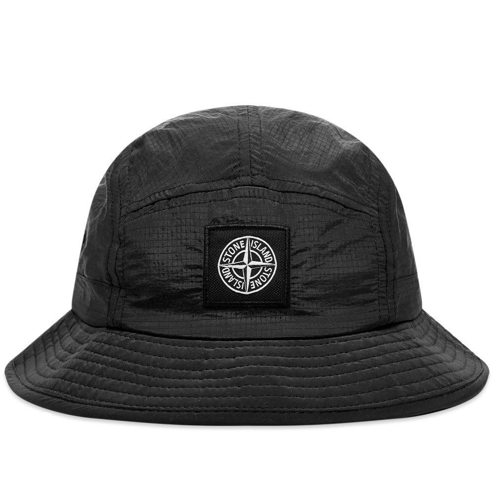 Four Leaf Clover Chest Bucket Hat