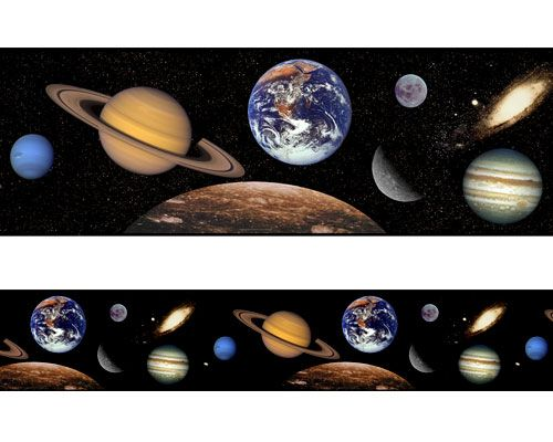 Outer space wall stickers google search