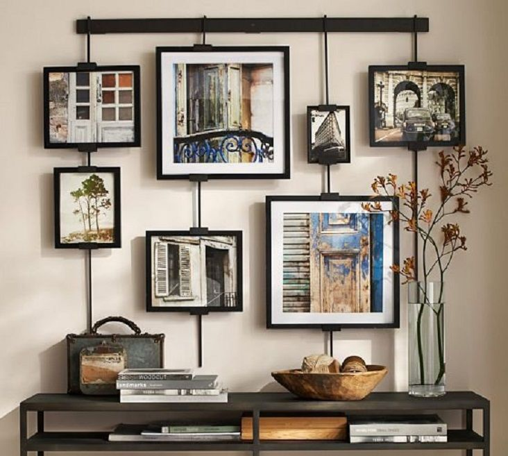 Studio Wall Easel Picture Frames From Pottery Barn