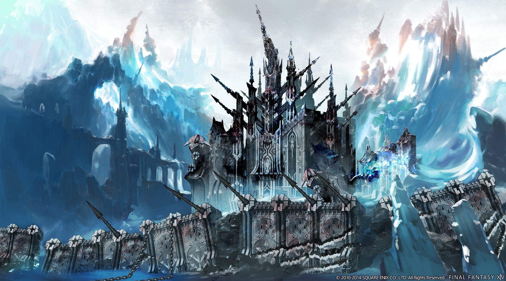 Final Fantasy Xiv A Realm Reborn Final Fantasy Pinterest