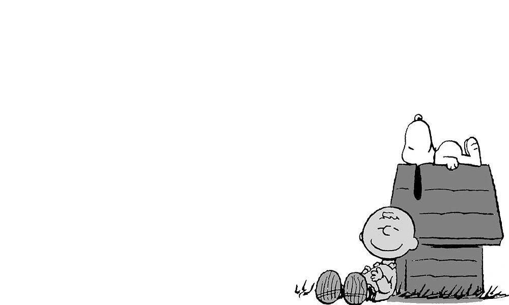Cartoon Snoopy Charlie Brown Wallpaper (con imágenes